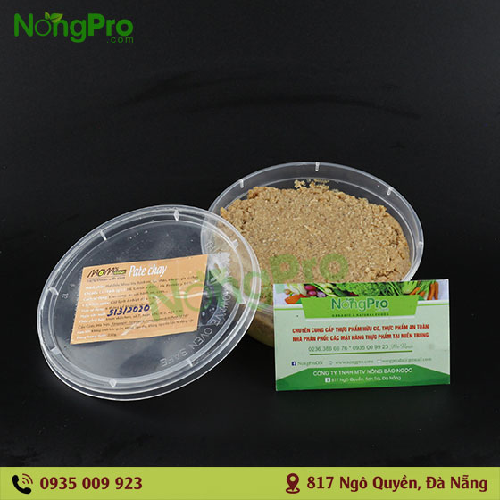 Pate chay 250g